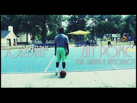 "Zay POMC – ""Jordan"" feat. BHeath and TaylorBoy (Official Video)"